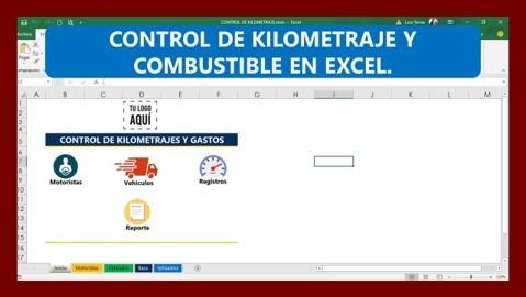 Control de Kilometraje y Combustible de Vehiculos